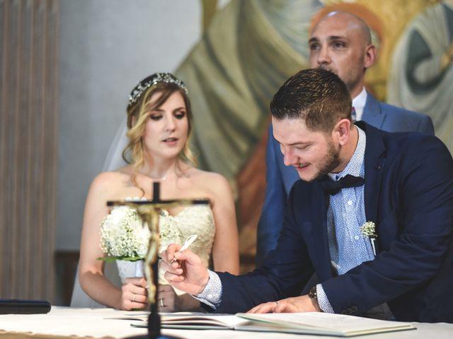 Le mariage de Sébastien et Léa à Arvillard, Savoie 5
