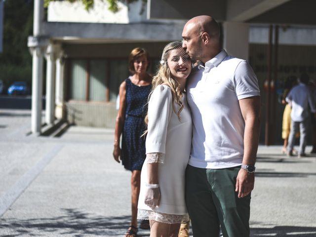 Le mariage de Sébastien et Léa à Arvillard, Savoie 9