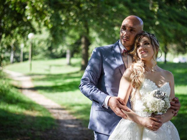 Le mariage de Sébastien et Léa à Arvillard, Savoie 13