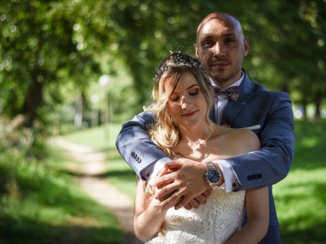 Le mariage de Sébastien et Léa à Arvillard, Savoie 14