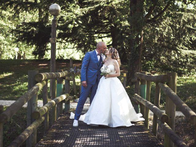 Le mariage de Sébastien et Léa à Arvillard, Savoie 16
