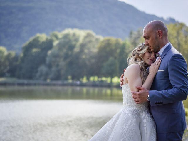 Le mariage de Sébastien et Léa à Arvillard, Savoie 17
