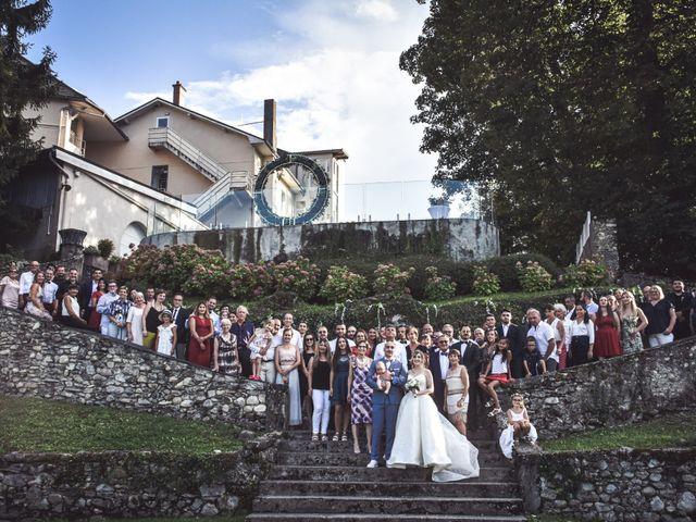 Le mariage de Sébastien et Léa à Arvillard, Savoie 21