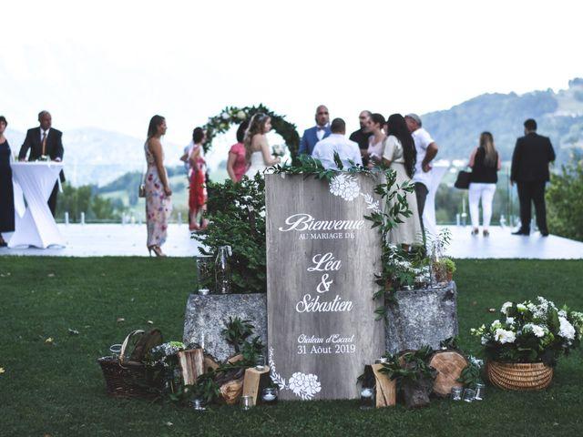 Le mariage de Sébastien et Léa à Arvillard, Savoie 32