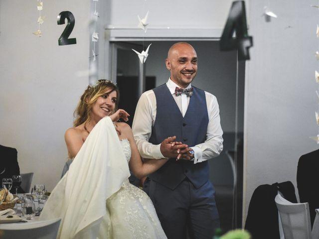 Le mariage de Sébastien et Léa à Arvillard, Savoie 33