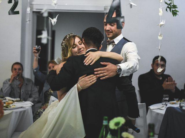 Le mariage de Sébastien et Léa à Arvillard, Savoie 34