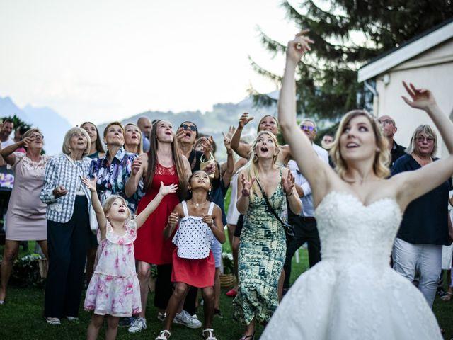 Le mariage de Sébastien et Léa à Arvillard, Savoie 43