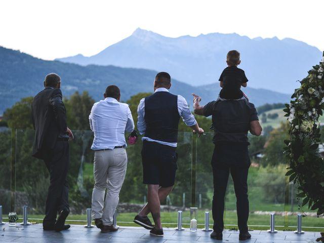Le mariage de Sébastien et Léa à Arvillard, Savoie 44