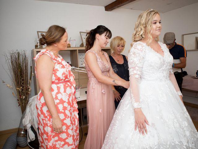 Le mariage de Romain et Charlotte à Curbans, Hautes-Alpes 2