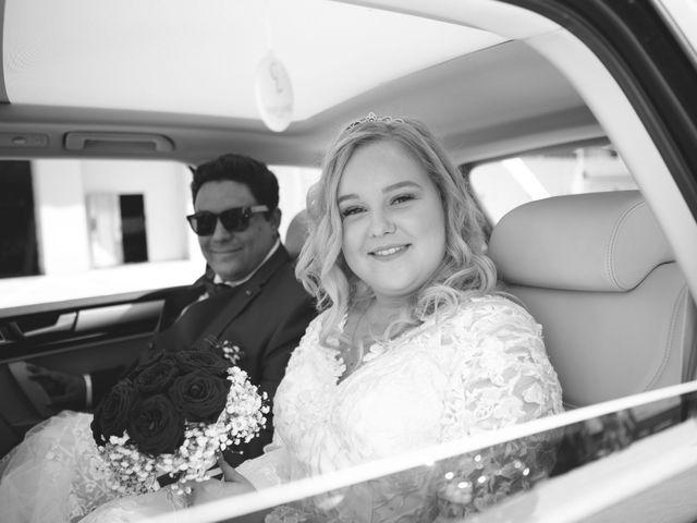 Le mariage de Romain et Charlotte à Curbans, Hautes-Alpes 9