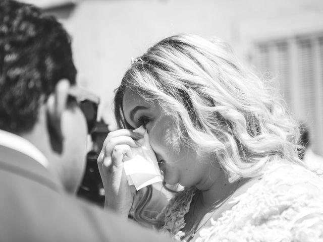 Le mariage de Romain et Charlotte à Curbans, Hautes-Alpes 10