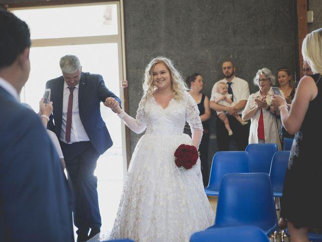 Le mariage de Romain et Charlotte à Curbans, Hautes-Alpes 11