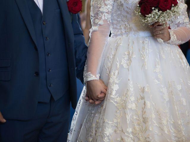 Le mariage de Romain et Charlotte à Curbans, Hautes-Alpes 12