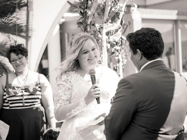 Le mariage de Romain et Charlotte à Curbans, Hautes-Alpes 17