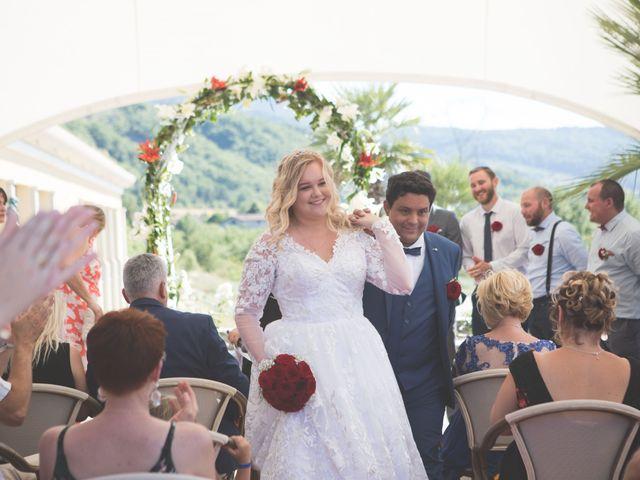 Le mariage de Romain et Charlotte à Curbans, Hautes-Alpes 20
