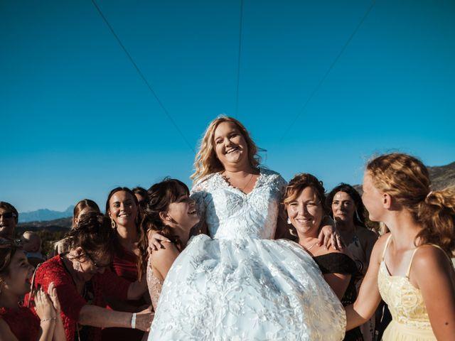 Le mariage de Romain et Charlotte à Curbans, Hautes-Alpes 22