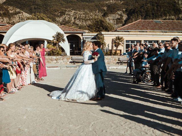 Le mariage de Romain et Charlotte à Curbans, Hautes-Alpes 23