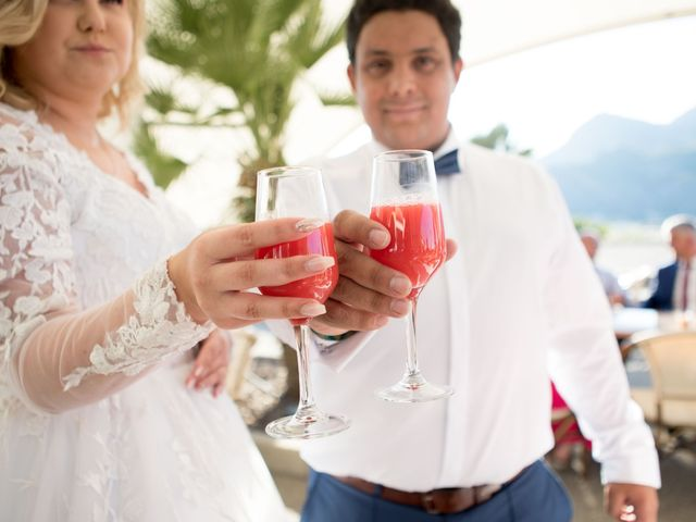 Le mariage de Romain et Charlotte à Curbans, Hautes-Alpes 27