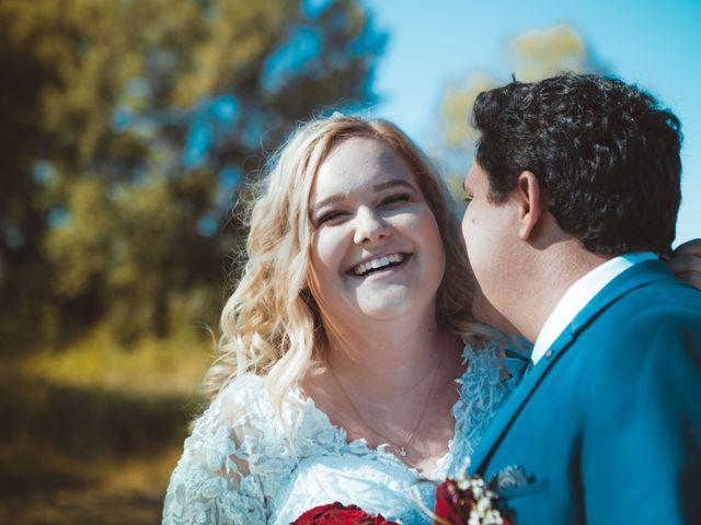 Le mariage de Romain et Charlotte à Curbans, Hautes-Alpes 37