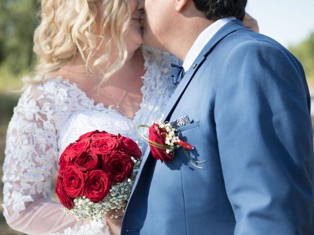Le mariage de Romain et Charlotte à Curbans, Hautes-Alpes 38