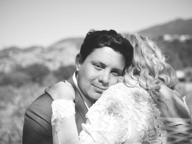Le mariage de Romain et Charlotte à Curbans, Hautes-Alpes 43