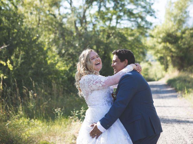 Le mariage de Romain et Charlotte à Curbans, Hautes-Alpes 45