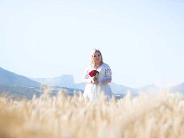 Le mariage de Romain et Charlotte à Curbans, Hautes-Alpes 49