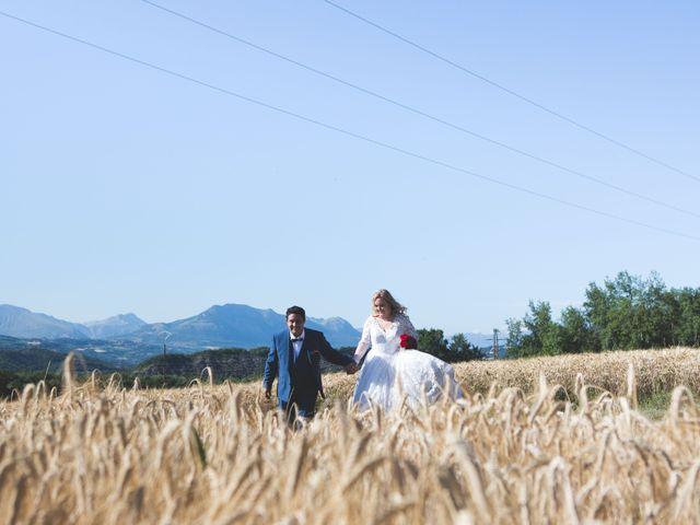 Le mariage de Romain et Charlotte à Curbans, Hautes-Alpes 50