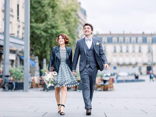 Le mariage de Laurent et Iris à Bordeaux, Gironde 8
