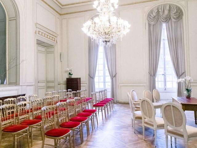 Le mariage de Laurent et Iris à Bordeaux, Gironde 9