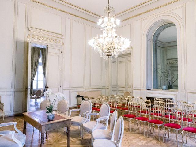 Le mariage de Laurent et Iris à Bordeaux, Gironde 10