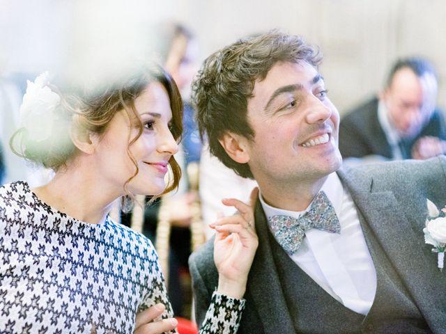 Le mariage de Laurent et Iris à Bordeaux, Gironde 12