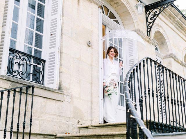 Le mariage de Laurent et Iris à Bordeaux, Gironde 20