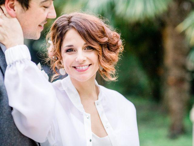 Le mariage de Laurent et Iris à Bordeaux, Gironde 24