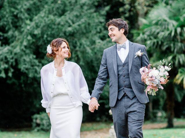 Le mariage de Laurent et Iris à Bordeaux, Gironde 26