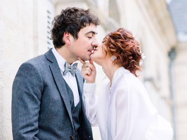Le mariage de Iris et Laurent