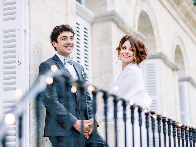 Le mariage de Laurent et Iris à Bordeaux, Gironde 28