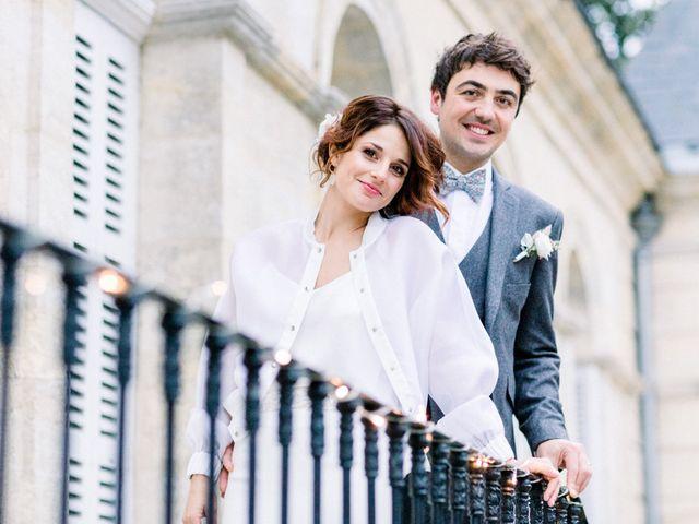 Le mariage de Laurent et Iris à Bordeaux, Gironde 29