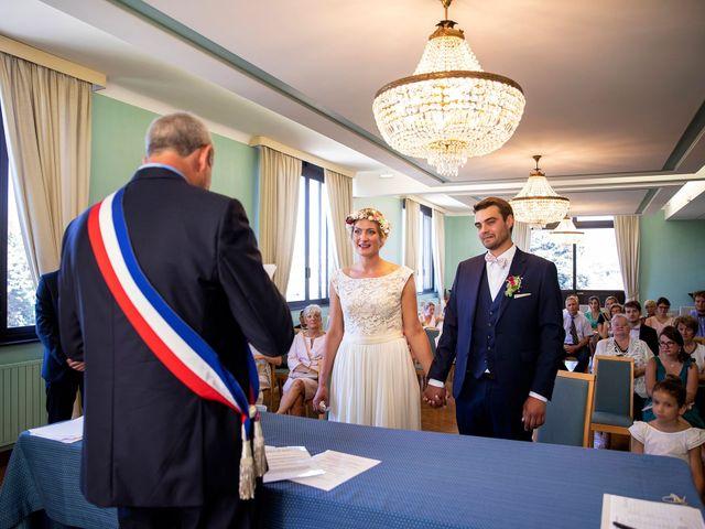 Le mariage de Bastien et Aurore à Marcq-en-Baroeul, Nord 45