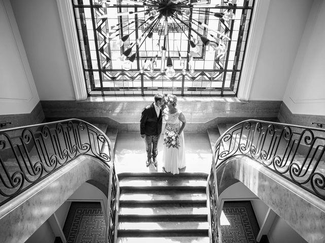 Le mariage de Bastien et Aurore à Marcq-en-Baroeul, Nord 50