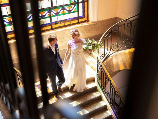Le mariage de Bastien et Aurore à Marcq-en-Baroeul, Nord 51