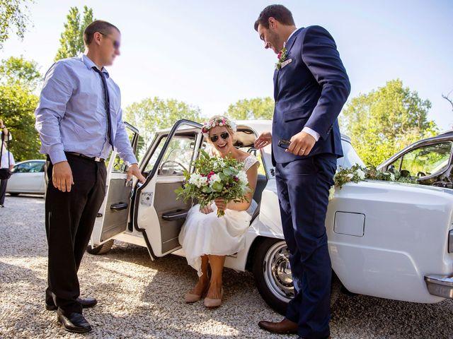 Le mariage de Bastien et Aurore à Marcq-en-Baroeul, Nord 71