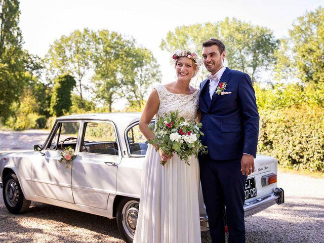 Le mariage de Bastien et Aurore à Marcq-en-Baroeul, Nord 72