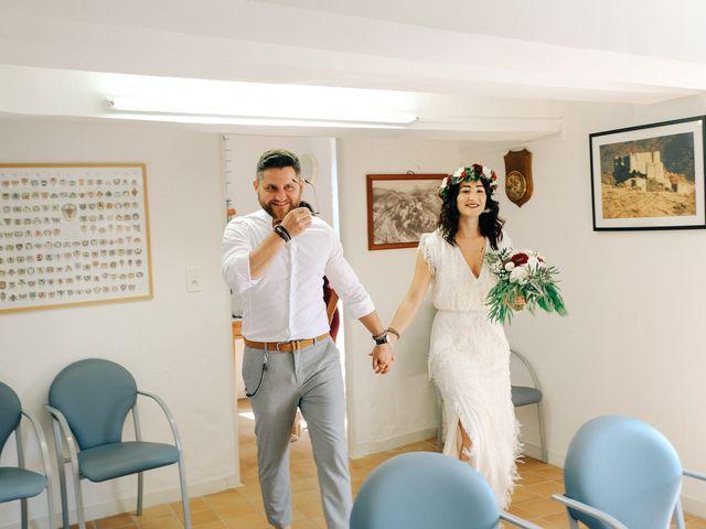 Le mariage de Thibault et Marlene à Draguignan, Var 30