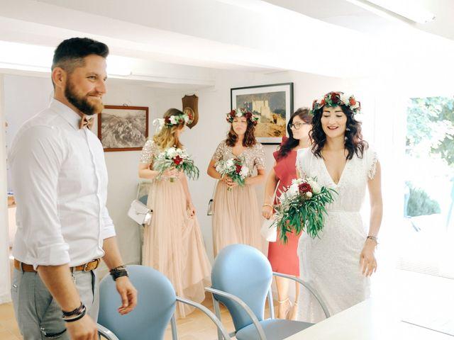 Le mariage de Thibault et Marlene à Draguignan, Var 31