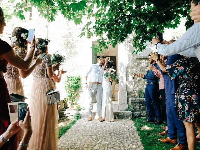 Le mariage de Thibault et Marlene à Draguignan, Var 44