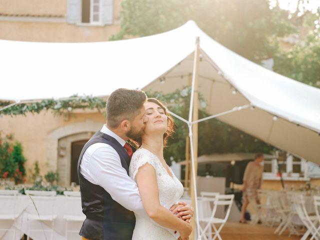 Le mariage de Thibault et Marlene à Draguignan, Var 138