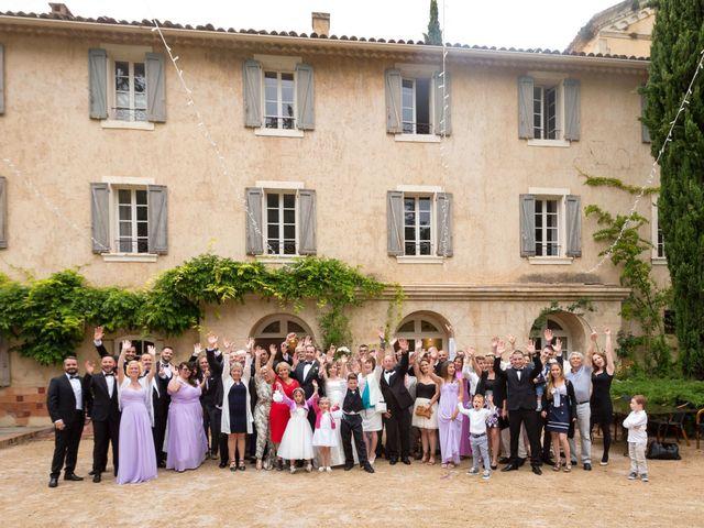 Le mariage de Stéphane et Angélique à Moustiers-Sainte-Marie, Alpes-de-Haute-Provence 3