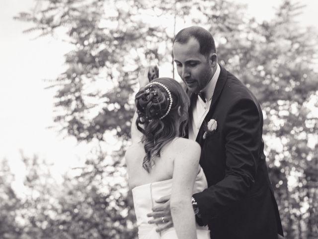 Le mariage de Angélique et Stéphane