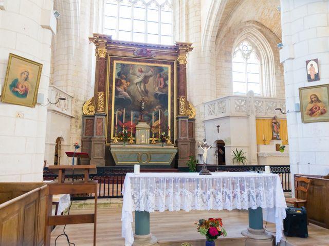 Le mariage de Jean-Joseph et Valérie à Esnandes, Charente Maritime 8